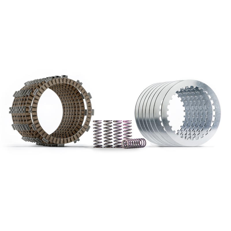 Hinson FSC094-7-001 Fsc Clutch Plate & Spring Kit For 87-18 Husqvarna/KTM
