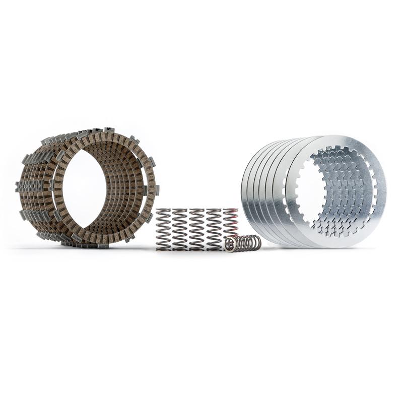 Hinson FSC154-8-001 Fsc Clutch Plate & Spring Kit For 06-17 Aprilia/Honda
